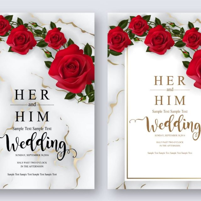 Invitations – Wedding invitations